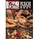 Bound In Public 24 - Beaten and thrown in an oily orgy
