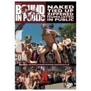 Bound in Public 25 - Naked Tied up Zippered Humiliated in Public